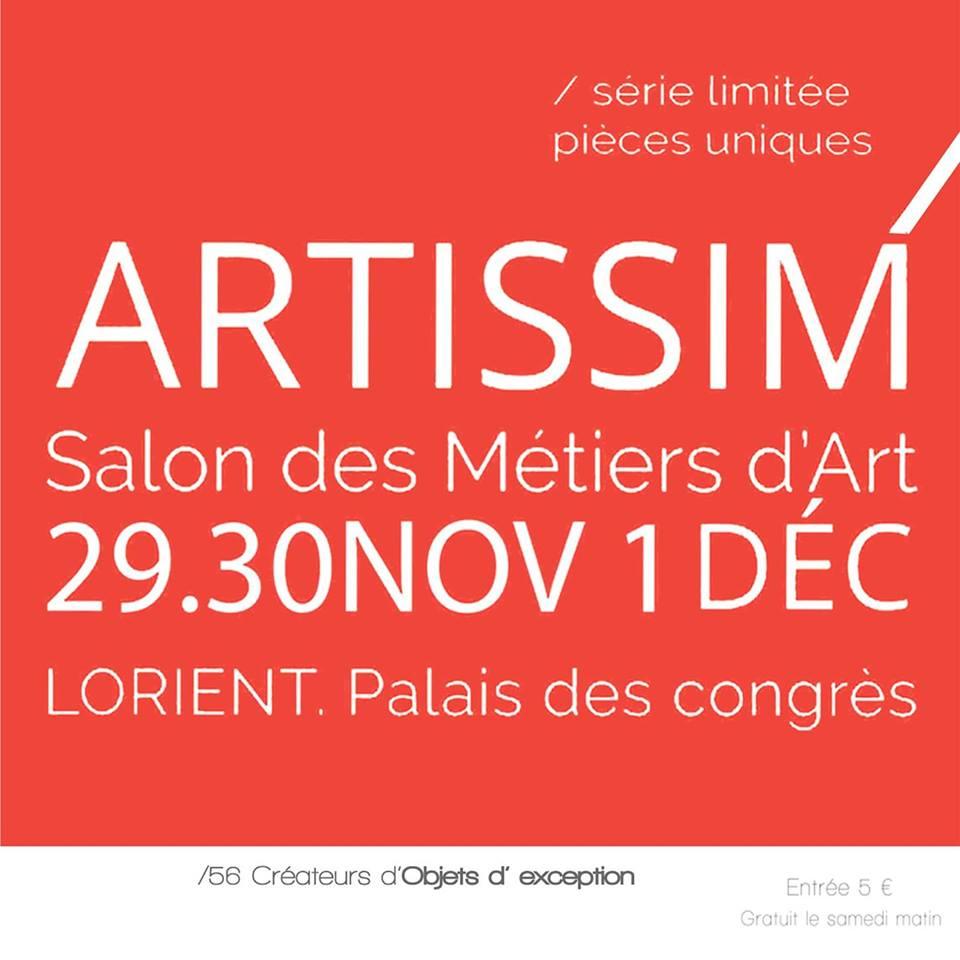 Raevel Création au salon artissim 2019