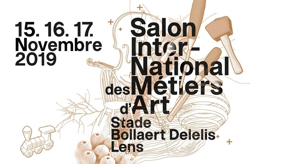 ravel au salon international des métiers d'art 2019 a lens